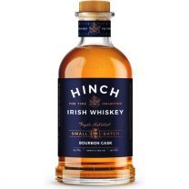 Hinch Small Batch Bourbon Cask Whiskey 70CL