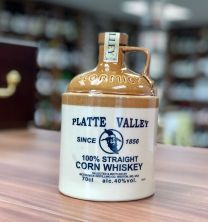 Platte Velly 100% Corn Whiskey 70CL