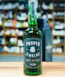 Proper Twelve Iriish Blended  Whiskey 70CL