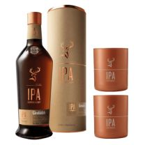 Glenfiddich Experimental Series IPA Cask with 2 IPA Tumblers 70CL