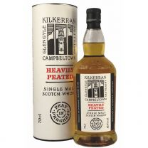 Kilkerran Heavily Peated Campbeltown Single Malt Whisky Batch 2 - 60.9% 70CL