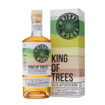 Whisky Works King of Trees 10 Year Old Highland Blended Malt 70CL