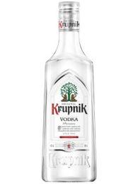 Krupnik Plain Vodka 70CL