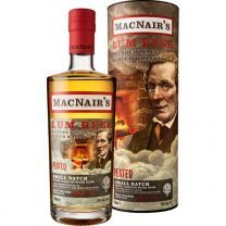 MacNairs Lum Reek Small Batch Blended Malt Peated 70cl