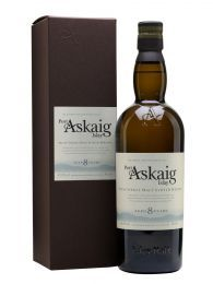 Port Askaig 8 Year Old  Islay Single Malt 70CL