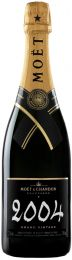 MOET & CHANDON BRUT IMPERIAL 2004 VINTAGE 75CL