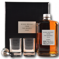 Nikka From the Barrel Glass Gift Set 50CL