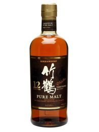 Nikka Taketsuru 12 Year Old Whisky 70CL