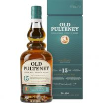 Old Pulteney 15 Year Single Malt Whisky 70cl
