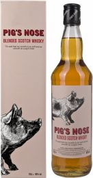 Pig's Nose Blended Scotch 70CL
