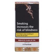 Romeo Y Julieta Puritos - Pack of 5 Cigars