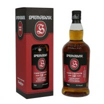 Springbank 12 Year Old Cask Strength 57.1% 70CL