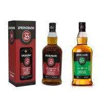 Springbank 12 Year Old Cask Strength (February 2020 Release) & Springbank 15 Year Old Campbeltown Single Malt Whisky 70CL