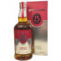 Springbank 25 Year Old (2020 Release) Campbeltown Single Malt Whisky 70CL