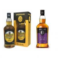 Springbank 10 Year Old Local Barley 56.2% & Springbank 18 Year Old 70CL