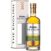 The English Whisky Bourbon Cask Matured Peated Single Malt Small Batch 70CL