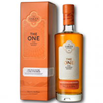 """The One"" The Lakes Limited Edition Orange Wine Cask Finished Blended Whisky 70CL"