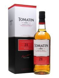Tomatin 21 Year Old 70CL