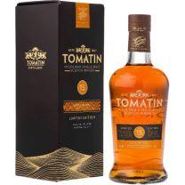 Tomatin Moscatel 15 Year Old Highland Single Malt Whisky 70CL