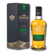 Tomatin 2006 - Fino Sherry Cask Finish - 13 Year Old - UK Exclusive - Highland Single Malt Whisky 70CL