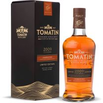 Tomatin 10 Year Old Caribbean Rum Cask Single Malt Whisky 70CL