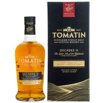 Tomatin Decades II Highland Single Malt Whisky 70CL