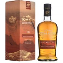 Tomatin Five Virtues  - Fire 70CL