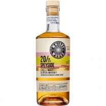 Whisky Works 20 Year Old Speyside Single Malt Scotch Whisky 47.1% 70cl