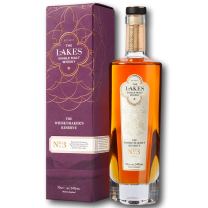 The Lakes Distillery Single Malt Whiskymaker's Reserve No. 3 70CL