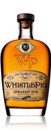 Whistlepig 10 years Old Straight Rye Whiskey 100 Proof 70CL