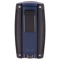 Xikar Turismo Double Jet Lighter - Blue