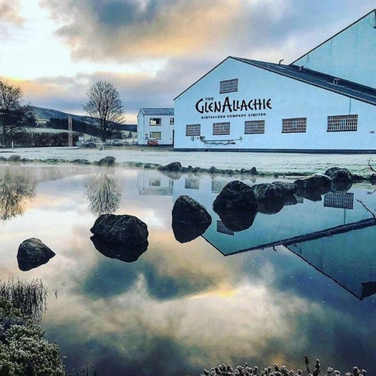 Speyside Whisky Masterclass with GlenAllachie