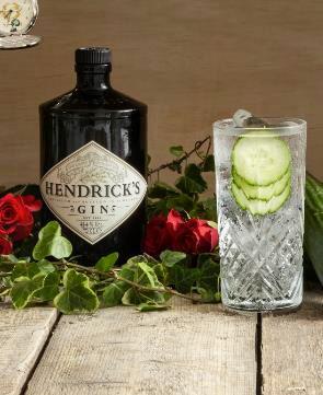 Hendrick's Lunar & Tonic