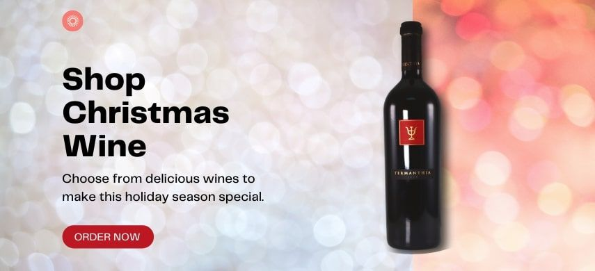Shop Christmas Wine